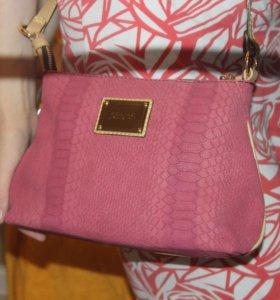 Новая сумочка натуральная кожа GAUDE