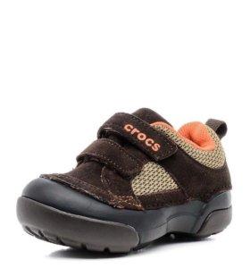 Кроссовки crocs 24 размер новые