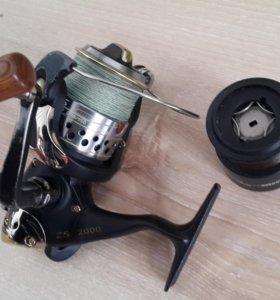 Катушка спининговая FS2000