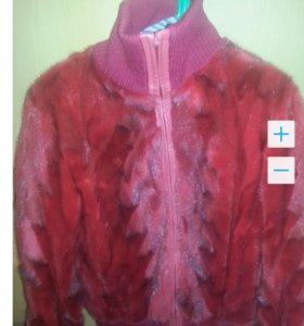 Куртка норковая, 44-46 размер