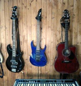 Гитара-обучение для всех!