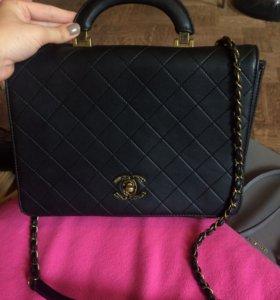 Клатч сумка Шанель Chanel
