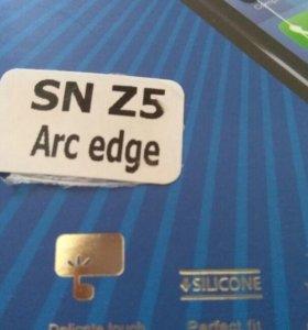 Sony Xperia Z5 стекло защитное, закаленое бронесте