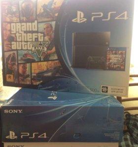 Sony Playstation 4 + gta v