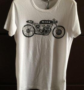 Mantinique футболка р.S мужская