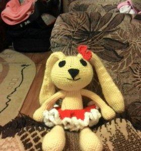 Вислоухий заяц