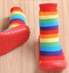 Резиновые носочки