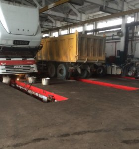 Автосервис грузовой, ремонт спецтехники