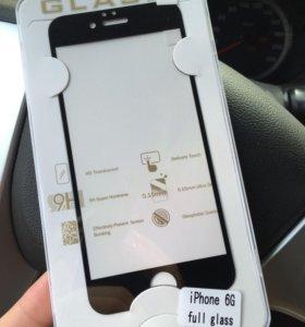Защитное стекло iPhone 5 5s 6 6s