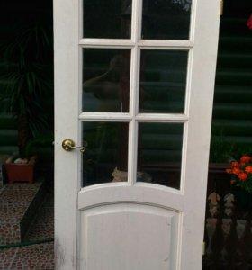 Дверь межкомнатная 200х80 с замком