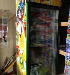 Холодильник дверь стекло