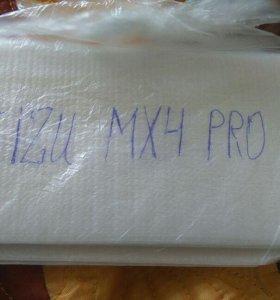 Meizu MX4 Pro стекло защитное, закаленое бронестек
