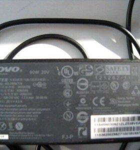 Зарядка для ноутбука на Lenovo