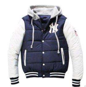 Куртка с капюшоном NY