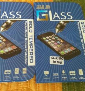 Samsung Galaxy A3 2016 Стекло защитное, закаленое