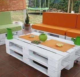 Мебель на заказ из паллет