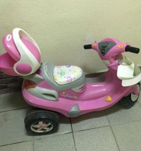 Продам электромобиль/ мотоцикл