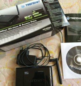 Точка доступа Trendnet TEW-650AP