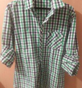 Рубашка новая!!! р. 44-46