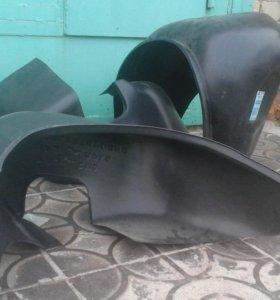 Защита под арки колес на авто ВАЗ 2110,11,12
