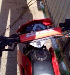 Мотоцикл Ягуар S-2 sport