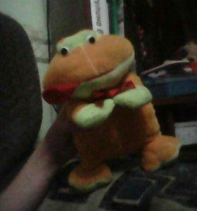 Лягушонок детская игрушка