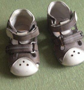 Туфельки 18 размер