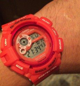 Известные часы Casio G-Shock