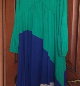 Тоикотажное платье Yanina