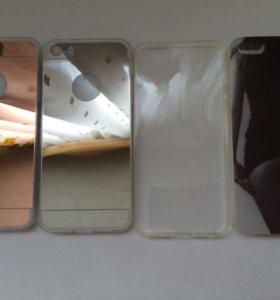 Чехлы на айфон 5.5S