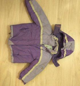 Зимняя куртка Глория