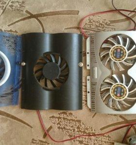 Вентиляторы для жёстких дисков стационарного пк