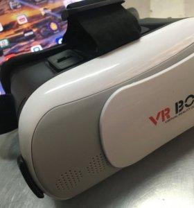 VR box Виртуальные очки с пультом