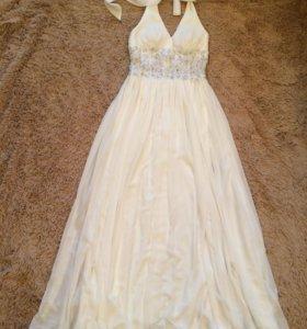 Шикарное платье, р-р 42-44