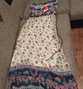 Платье в пол (Koton)