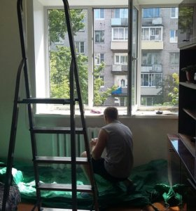 Услуги Русской бригады рабочих