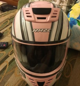 Женский мото шлем новый