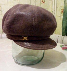 Кепка шапка берет осень весна