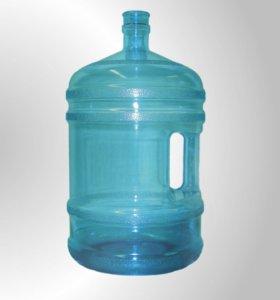 Бутылки 19 литровые
