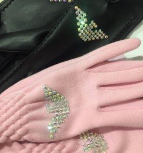 Перчатки Armani