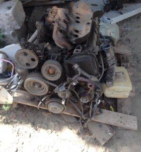 Двигатель 1g  на запчасти в сборе. 2литра,140 л.с