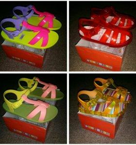 Новые сандалии Pablosky