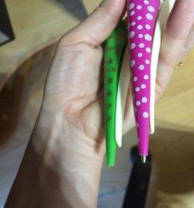 Ручка-заколка для волос