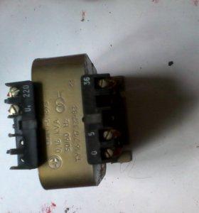 Пониж.трансформатор,220~5v,36v-