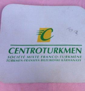 Коврик для мышки CENTROTURKMEN
