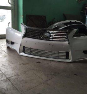 Бампер передний Lexus GS 350