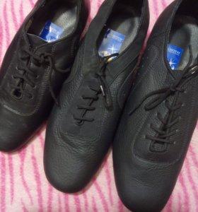 Туфли мужские для латины. Новые.