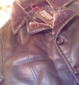 Новое пальто зима р50-52