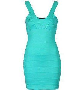 Новое бандажное платье Topshop Petite