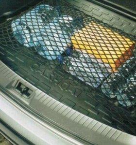 Горизонтальная сетка в багажник
